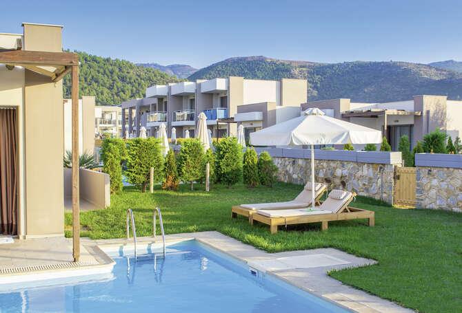 Alea Hotel & Suites Ormos Prinou