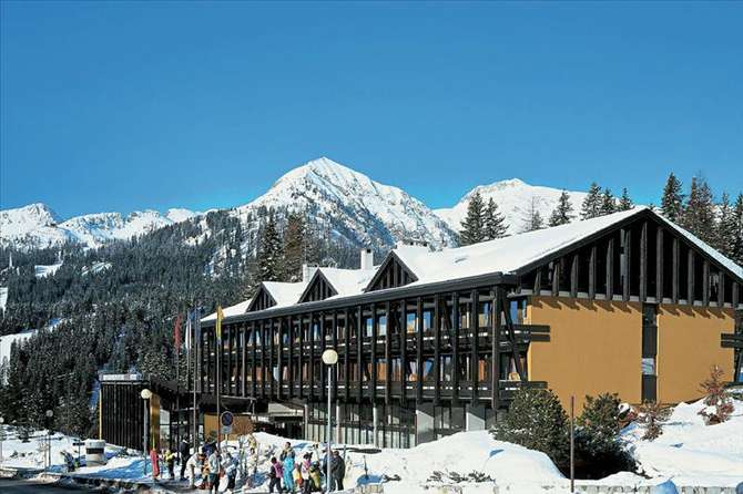 Residence Hotel Ambiez Madonna di Campiglio