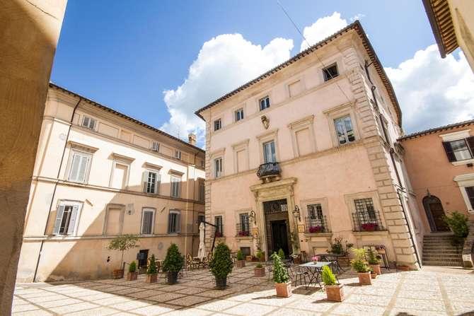 Hotel Antica Dimora alla Rocca Trevi