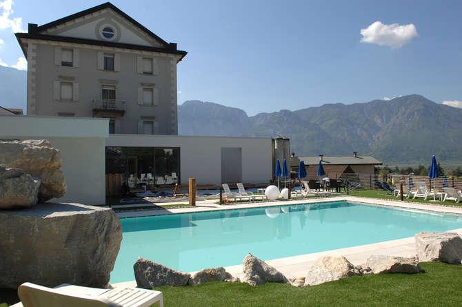 Grand Hotel Bellavista Levico Terme