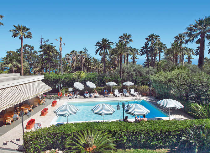 Hotel Paradiso San Remo