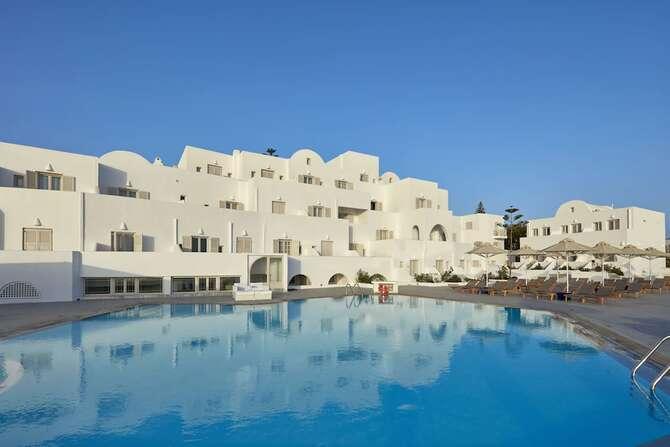 Santorini Palace Hotel Firostefani