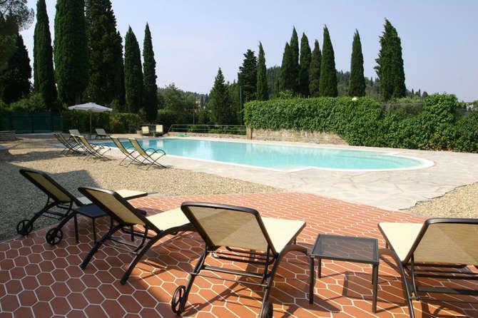 Villa dei Bosconi Fiesole