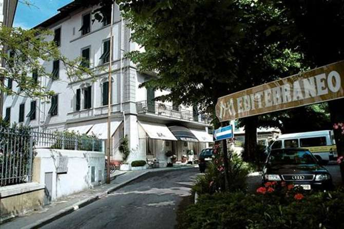 Hotel Mediterraneo Montecatini-Terme