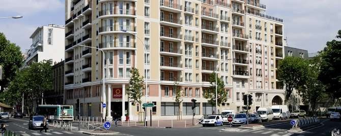 Aparthotel Adagio Paris Montrouge Parijs