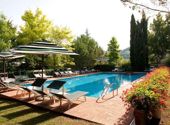 Park Hotel Chianti Montefiridolfi