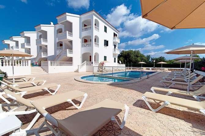 Appartementen Playa Blanca Cala Blanca