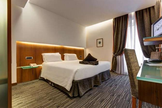 Best Western Hotel Universo Rome Rome