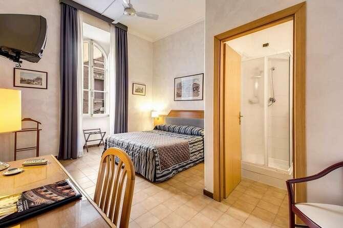 Hotel Giotto Flavia Rome