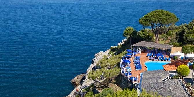 Delfino Hotel Sant'Agata sui Due Golfi