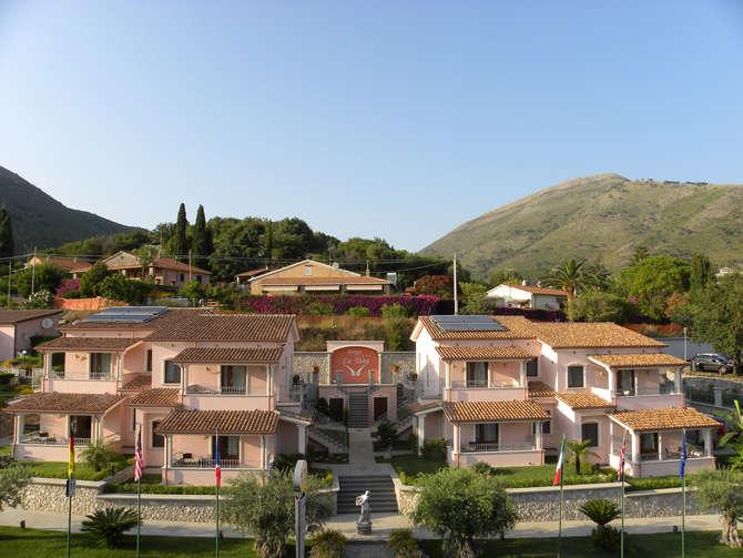 Hotel Borgo La Tana Maratea