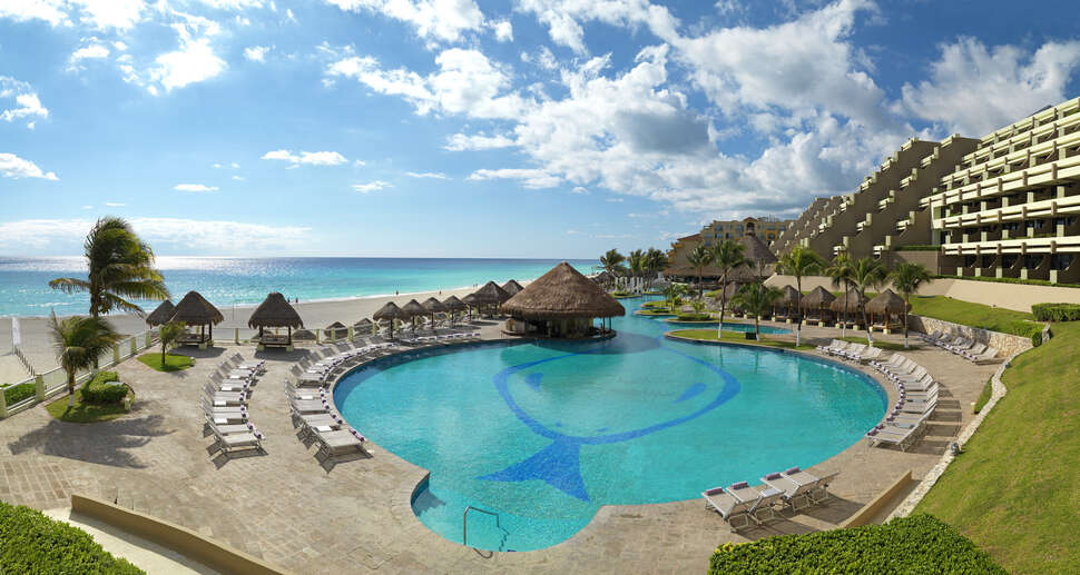 Paradisus Cancun, 8 dagen