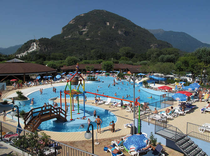Camping Continental Lido Feriolo