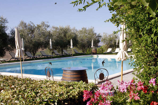 Hotel Borgo Tre Rose Petrignano