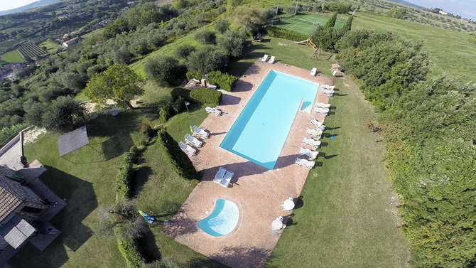 Castellare di Tonda Resort & Spa Montaione