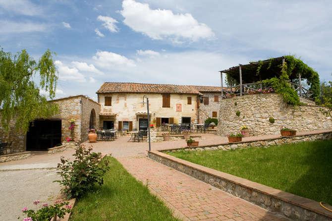 Antico Borgo Poggiarello Monteriggioni