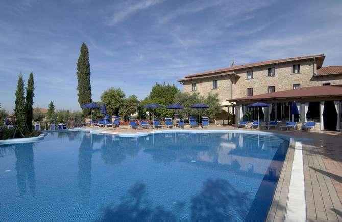 Hotel Villa Paradiso Village Passignano sul Trasimeno