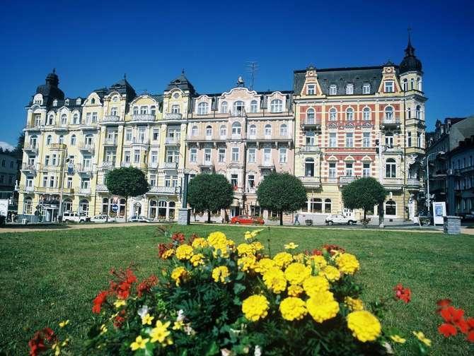 Orea Spa Hotel Palace Zvon Mariënbad