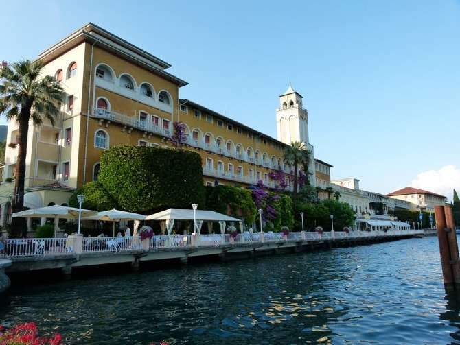Grand Hotel Gardone Riviera Gardone Riviera