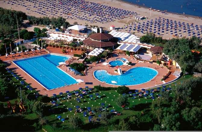 Vakantiepark Albarella Isola Albarella
