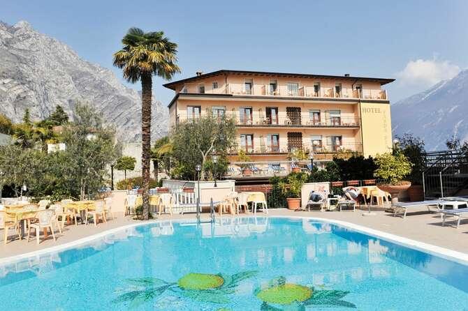 Hotel Garda Bellevue Limone sul Garda