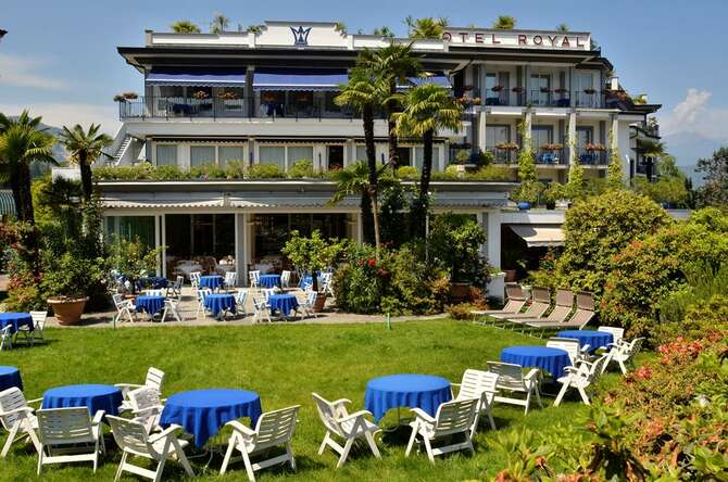 Hotel Royal Stresa