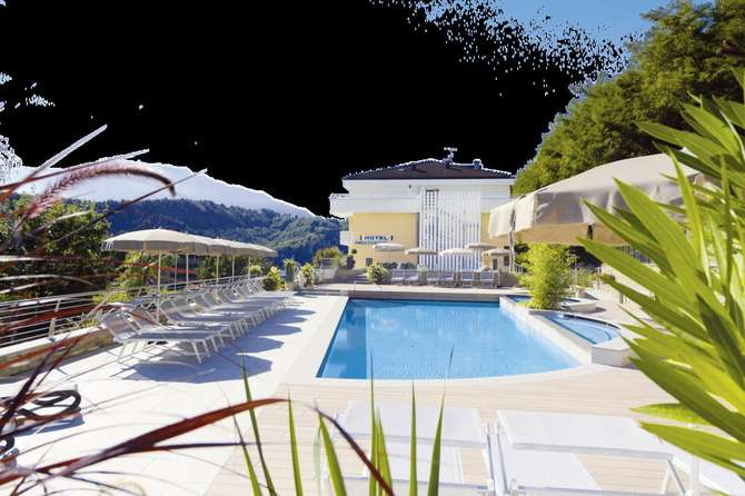 Hotel Ambassador Levico Terme