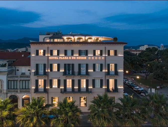 Hotel Plaza e De Russie Viareggio