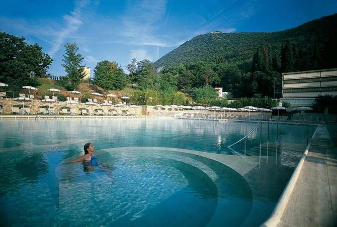 Grotta Giusti Natural Spa Resort Monsummano Terme