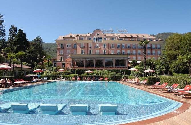 Hotel Simplon Baveno