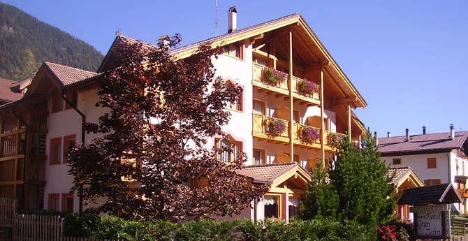 Hotel Gran Zebru Cogolo