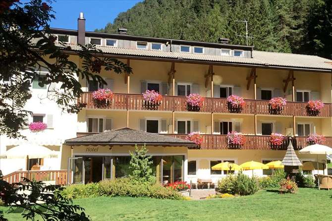 Hotel Christeinerhof Villa Pallua Santa Cristina Valgardena