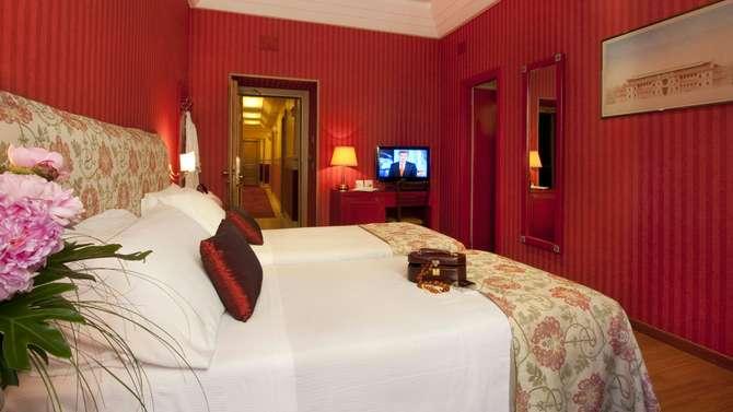 Hotel Diana Roma Rome