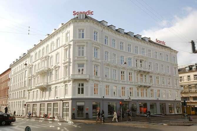 Scandic Webers Kopenhagen