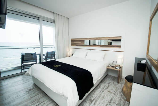 The Ciao Stelio Deluxe Hotel Larnaca