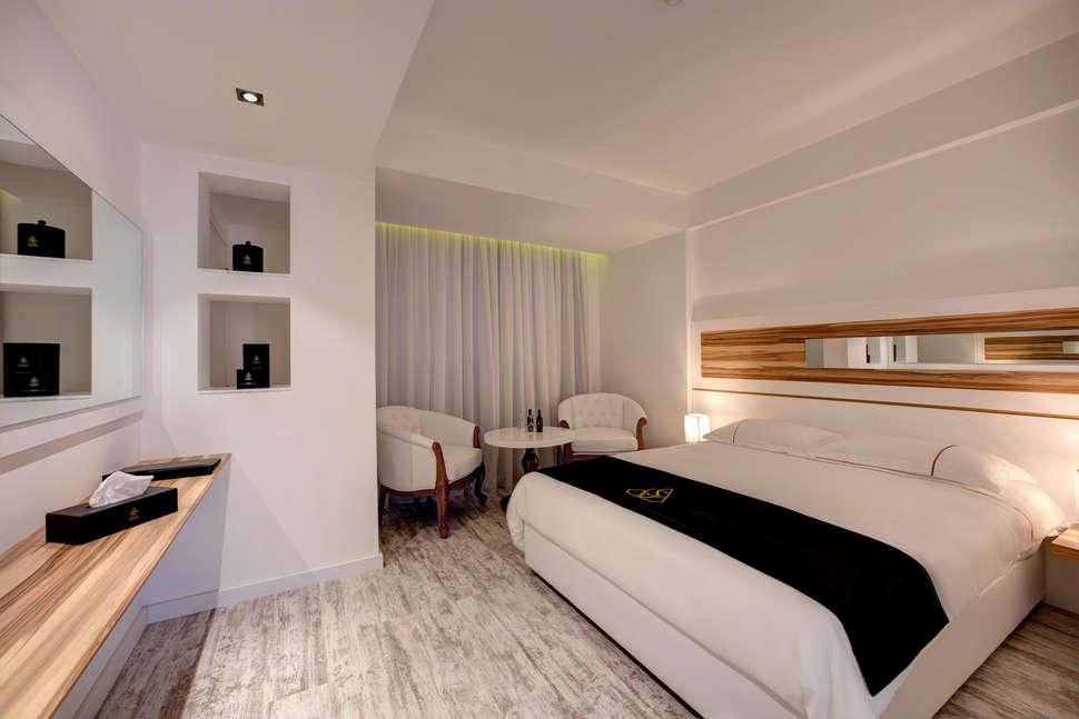 Goedkope vakantie Cyprus 🏝️The Ciao Stelio Deluxe Hotel