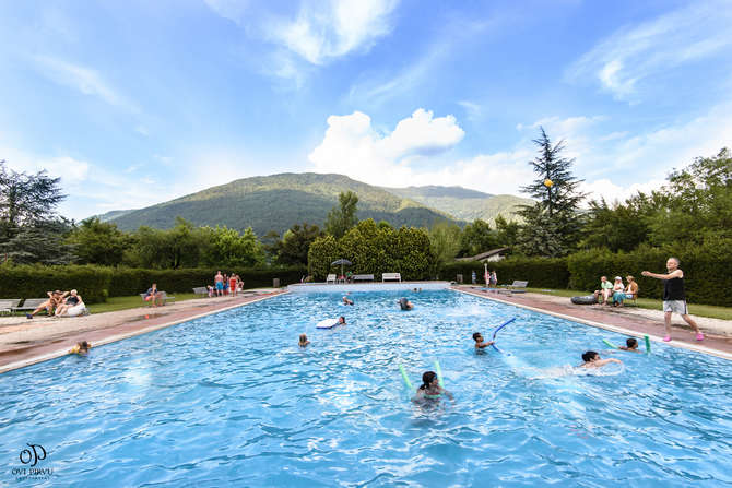 Camping Due Laghi Levico Terme