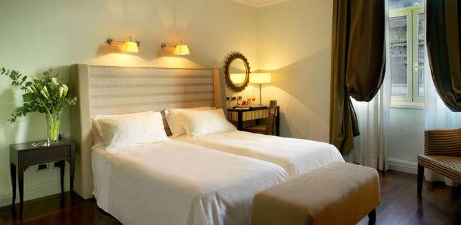 Hotel Bernini Bristol Rome