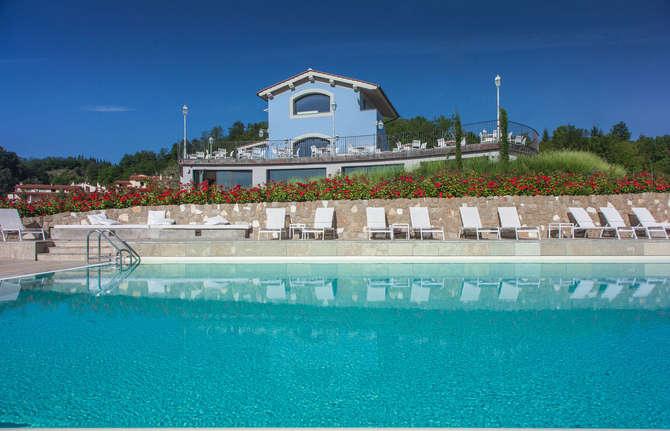 Hotel Villa Casagrande Figline Valdarno