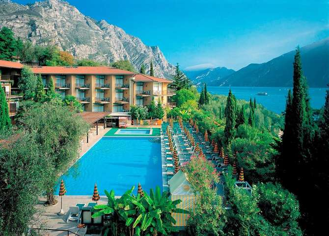 Hotel Leonardo Da Vinci Limone sul Garda