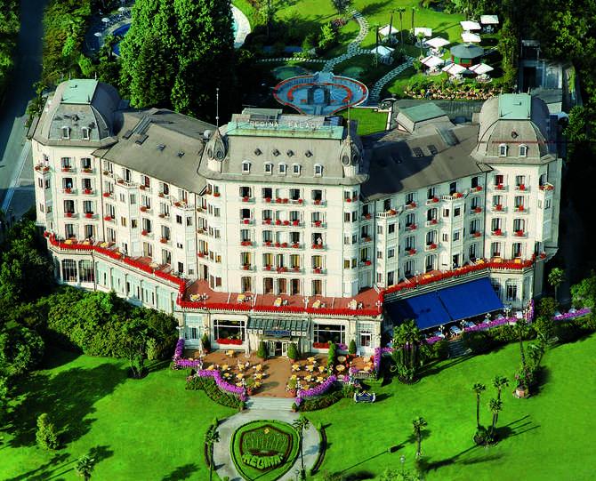 Regina Palace Hotel Stresa
