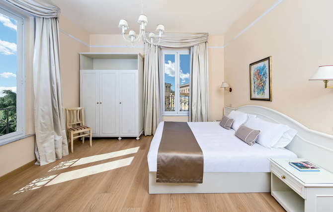 Hotel Ercolini & Savi Montecatini-Terme