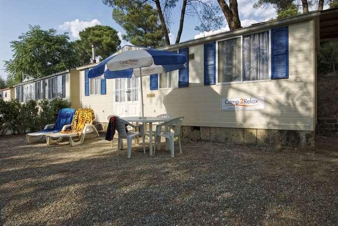 Camping Toscane Village Montopoli in Val d'Arno