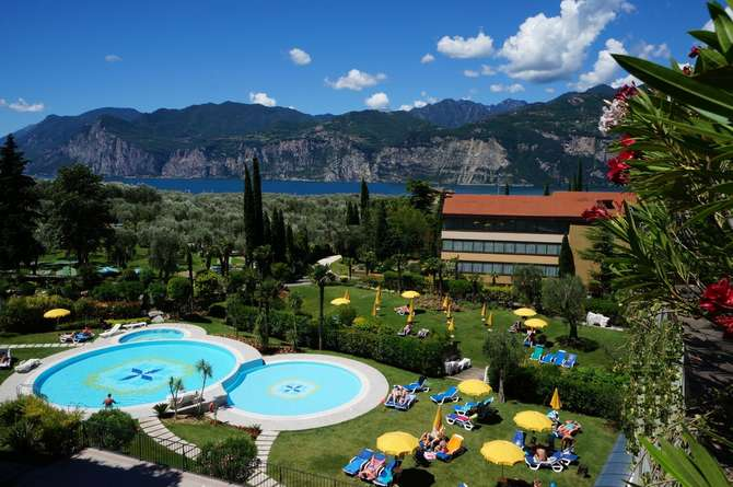 Sun Hotel Majestic Palace Malcesine