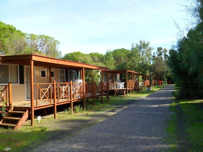 New Camping le Tamerici Marina di Cecina