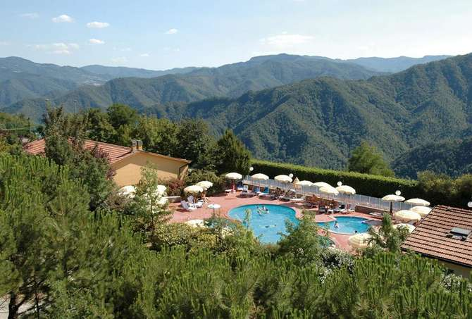 Vakantiepark I Cancelli Palazzuolo sul Senio