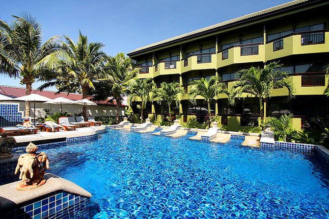 Phuket Island View Hotel Kata Beach