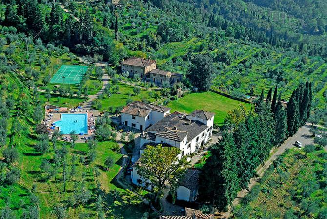 Villa Grassina Pelago