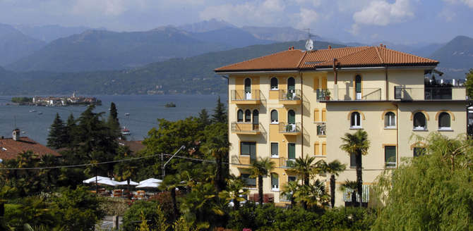 Hotel Flora Stresa