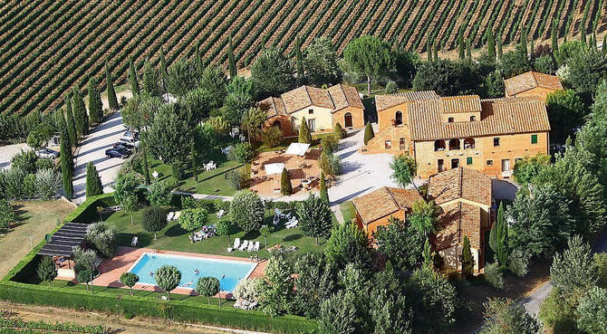Borgo delle More Montepulciano